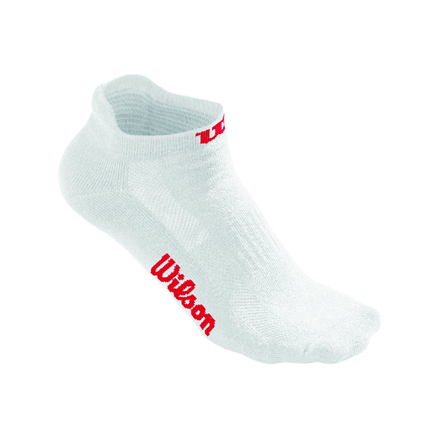 Women's White No Show Sock - 3 pack