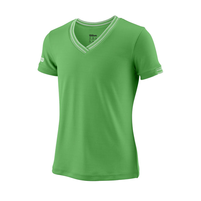 Girl's Team V Neck