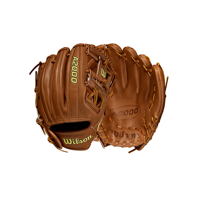 "A2000 DP15 21 SDT Saddle Tan 11.5"" Baseball Glove"