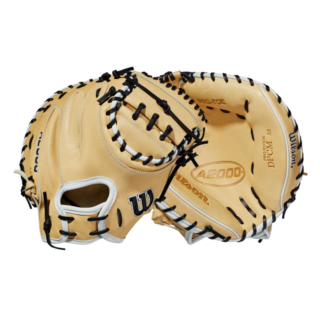 "A2000 CM33 33"" Catcher's Baseball Glove"