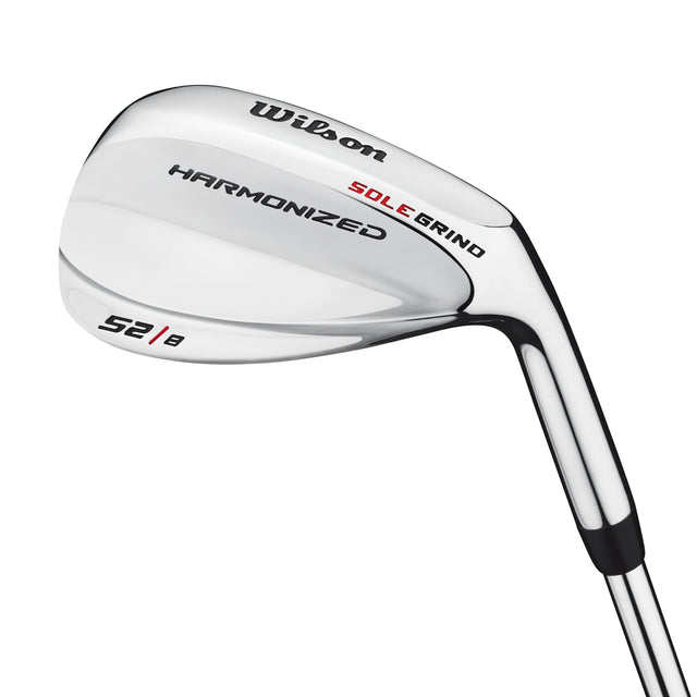 Harmonized Sole Grind Wedge