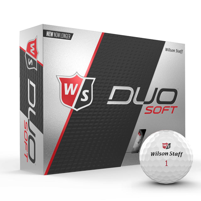 Staff Duo Soft Golf Ball
