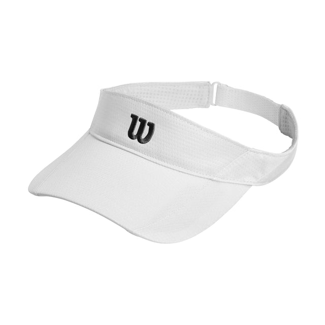 Rush Knit Visor Ultralight - White