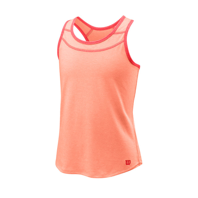 Girl's Competition Tank Papaya Punch