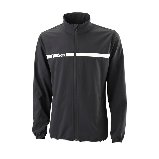Men's Team II Woven Jacket - Black