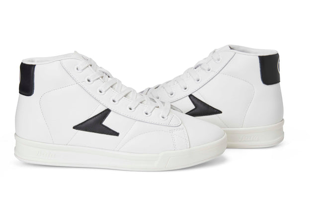 John Wooden Sneaker High Top Wilson x Bata