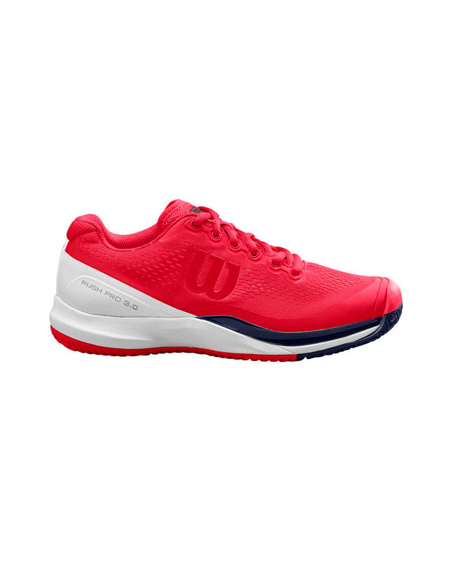 Women's Rush Pro 3.0 Tennis Shoe - Red