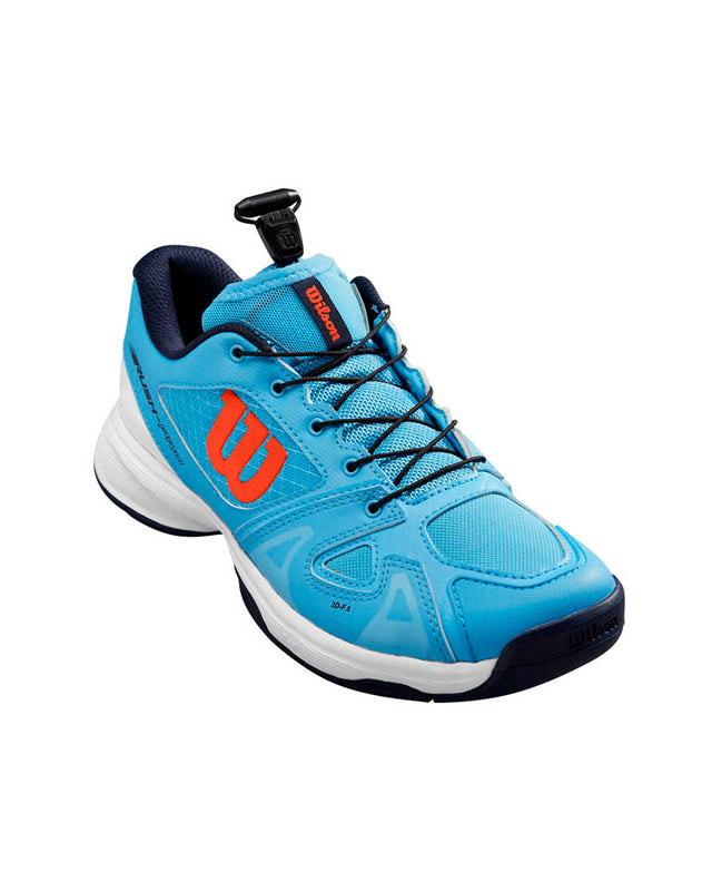 Junior's Rush Pro QL Tennis Shoe