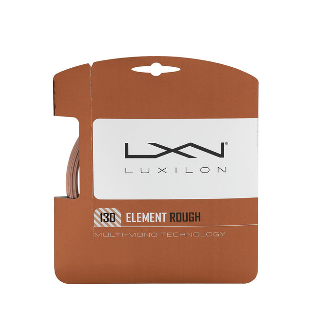 Luxilon Element Rough 130 String - Set