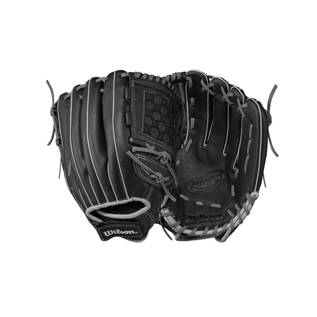 "A360 12.5"" Utility Baseball Glove - Right Hand Throw"