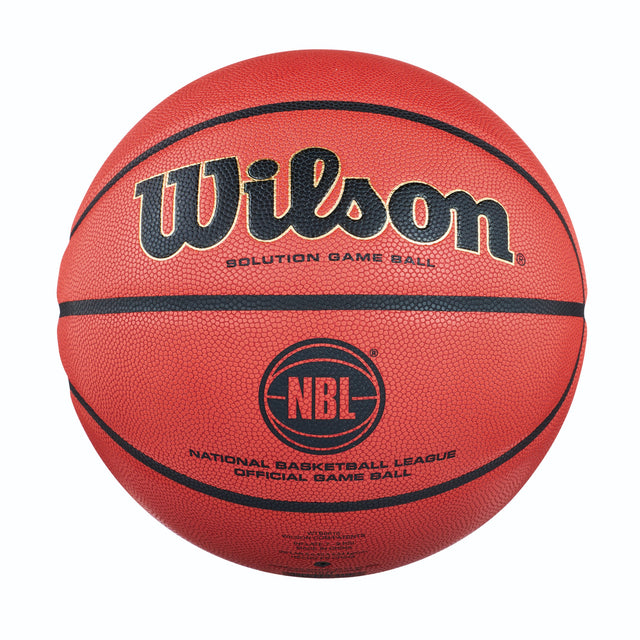 NBL Solution Official Game Basketball