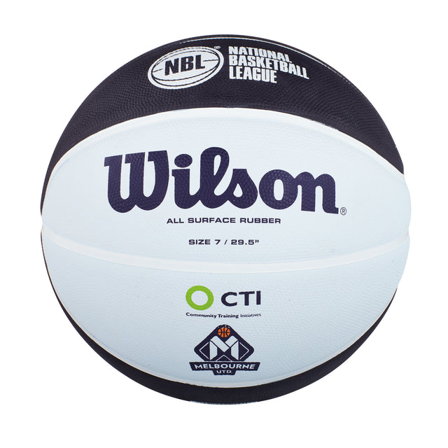 NBL Team Specific Basketball - Melbourne