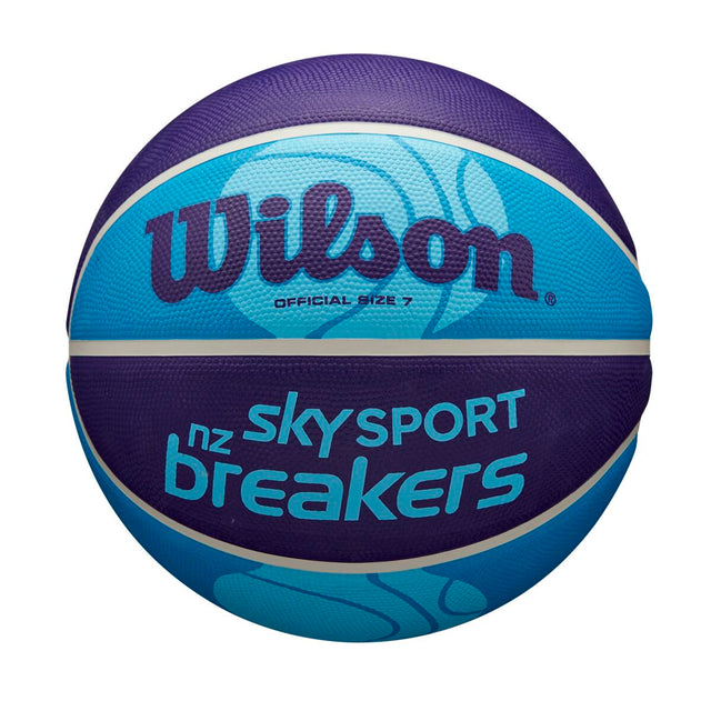 NBL Team Basketball - NZ Breakers