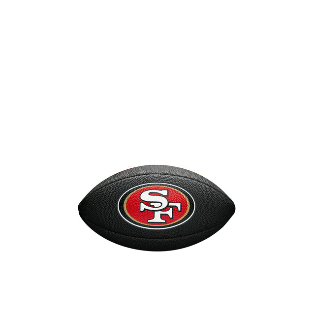 NFL Logo Team Mini Ball - San Francisco 49ers