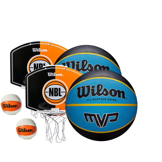INDOOR & OUTDOOR BASKETBALL PACK