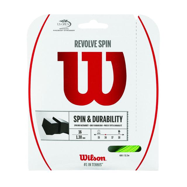 Revolve Spin 16 Tennis String - Set