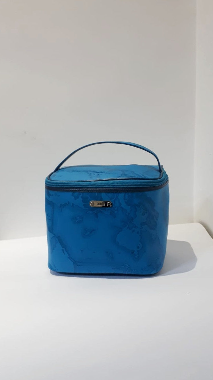Beauty Case Alviero Martinin - Blu