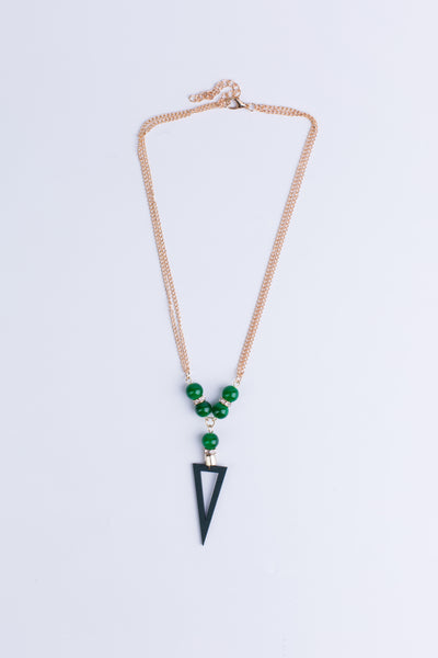 Колие Green Triangle