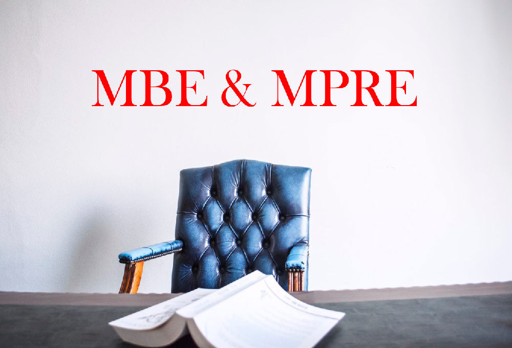 Conquer the MBE and MPRE with Fleming's as Your Guide!