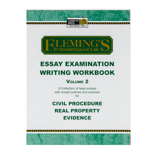 Essay Exam Writing Workbook2