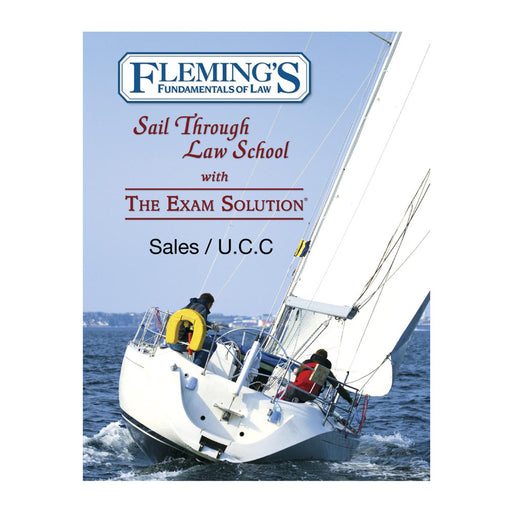 Sales/U.C.C. Final Exam Solution