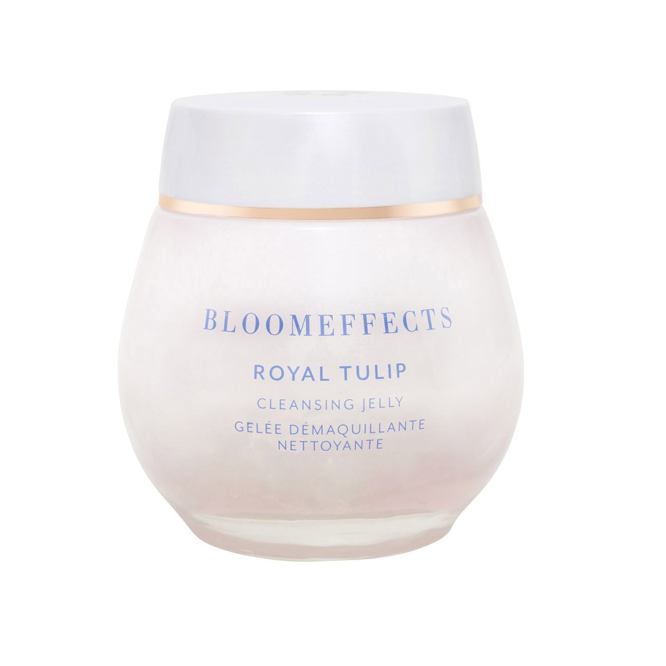 Bloomeffects royal tulip cleansing jelly sustainable beauty award winner