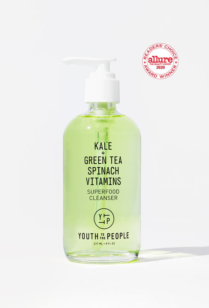 Youth to the People superfood cleanser sustainable skincare