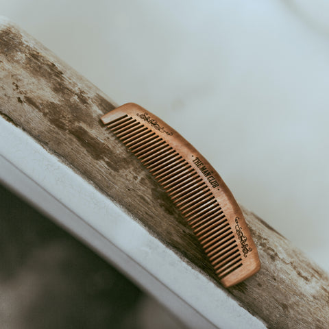 Scalp and Circulation Benefits of a Bamboo Hairbrush | Mirra Skincare