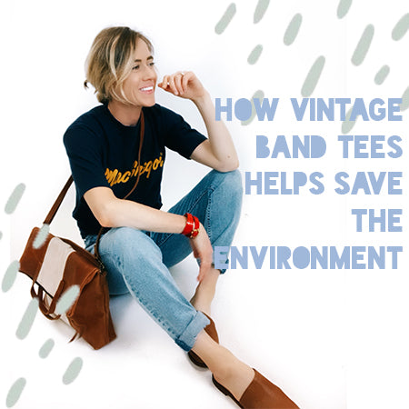 BETTER TOGETHER: BAND TEES + ENVIRONMENT