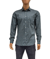 hartford printed button down on sale