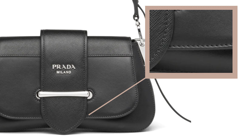 how to authenticate prada bag
