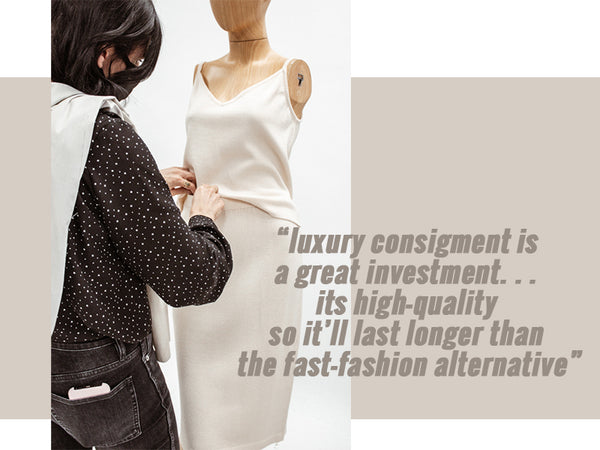 luxury consignment facts