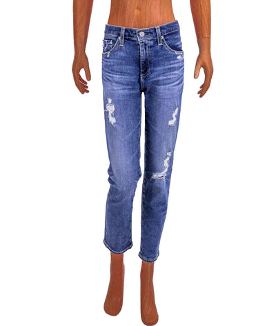 The Prima Crop Jeans