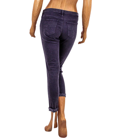 The Stilt Roll-Up Cigarette Jeans