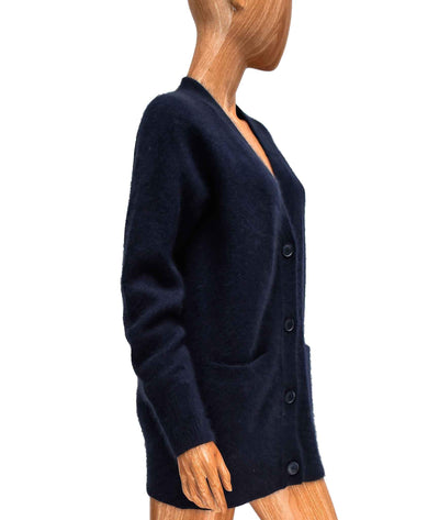 Boyfriend Cardigan with Front Pockets