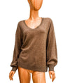 Cashmere Scoop-Neck Sweater