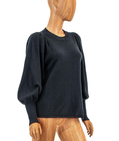 Blouse Knit Pullover