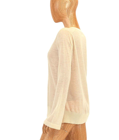 Sheer Cashmere Pullover