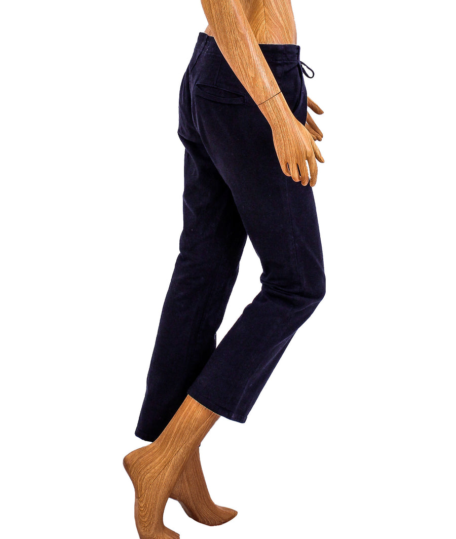 Anchor Pant Lace-Up Jeans