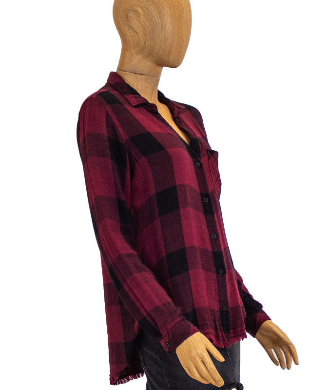 Soft Plaid Flannel