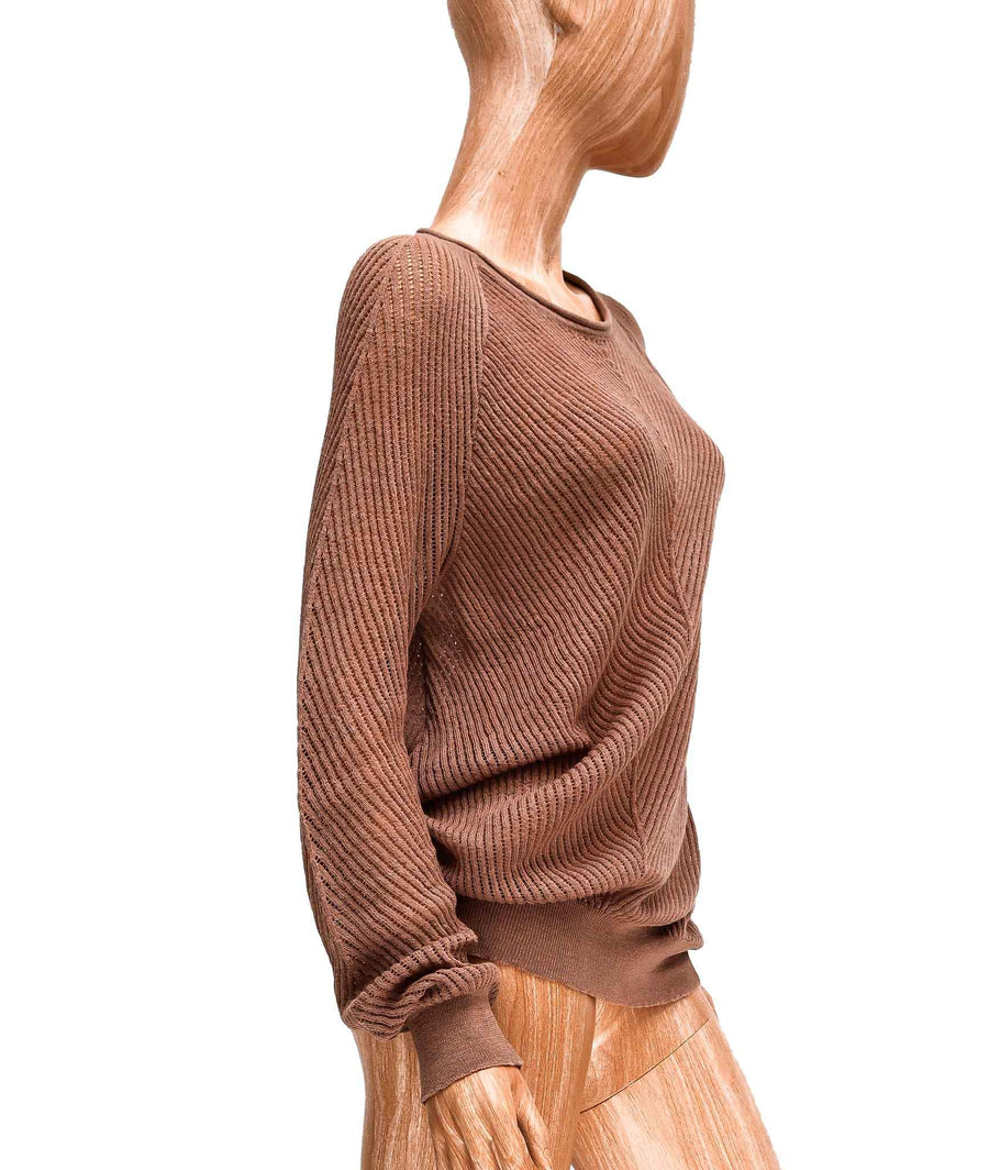 Lightweight Knit Top