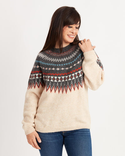 Alpine Ski Sweater