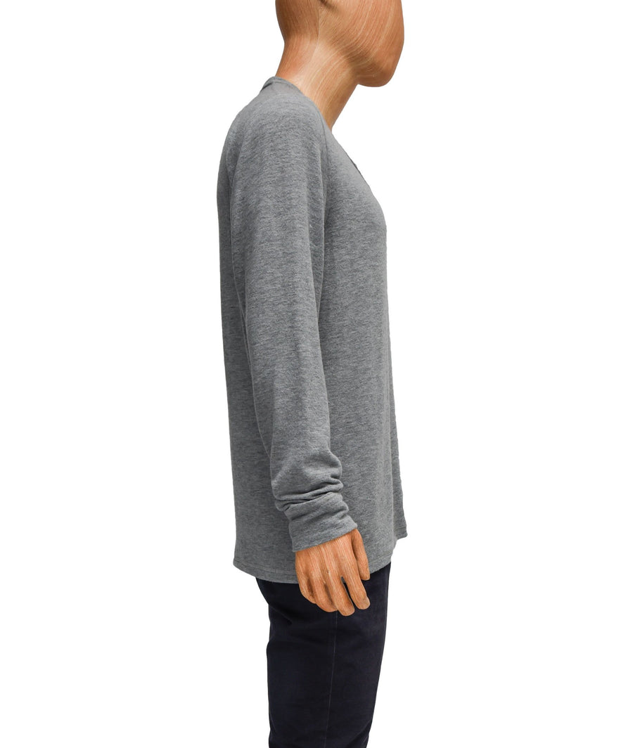 Soft Long Sleeve Henley