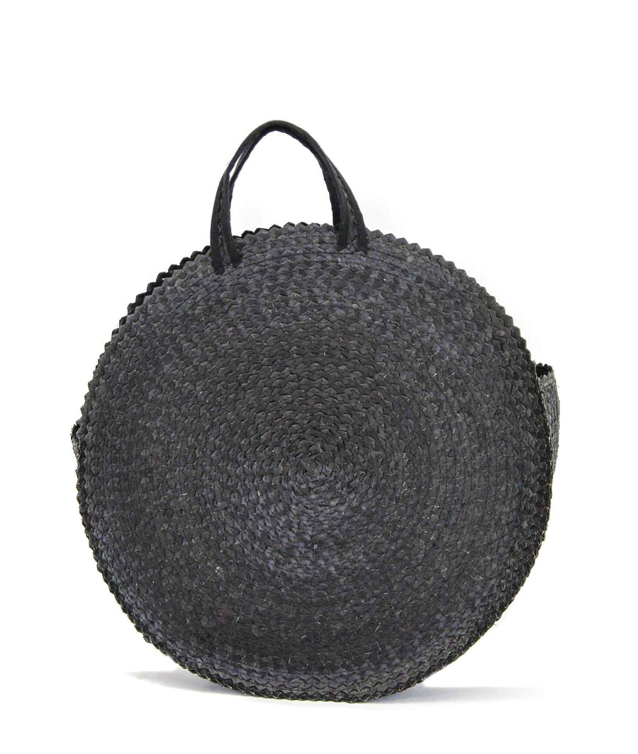 Woven Round Bag