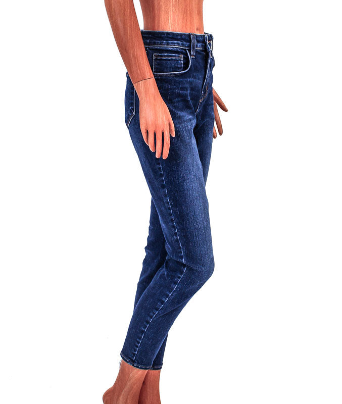 High-Rise Margot Skinny Jeans