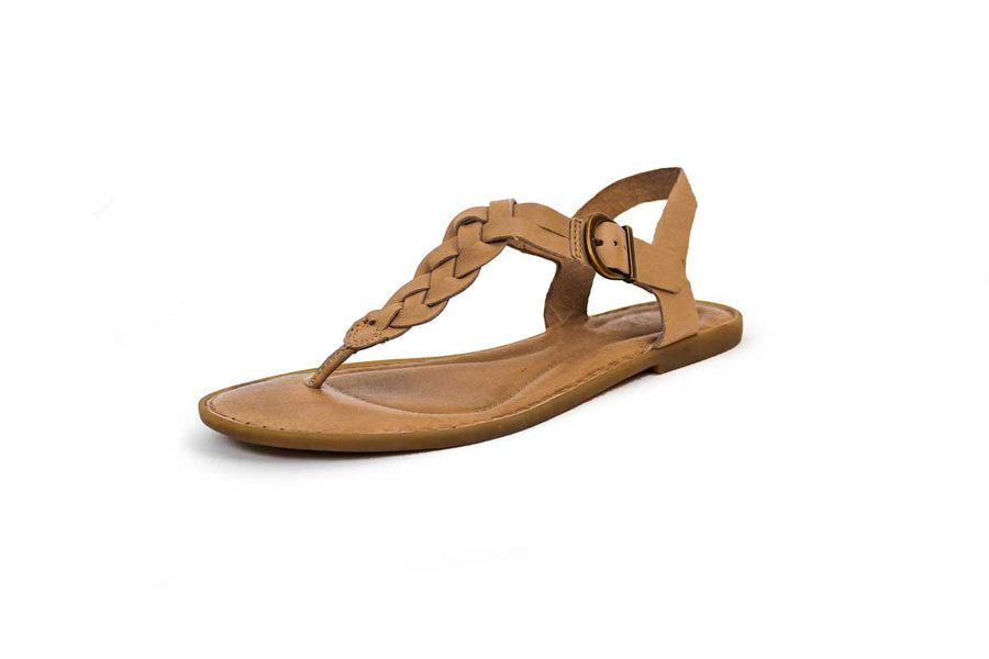Ankle Clasp Sandal