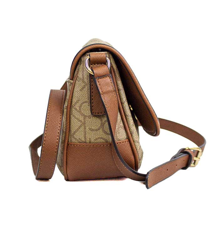 CK Monogram Crossbody Bag