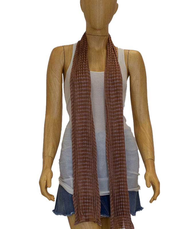 Woven Rectangle Scarf