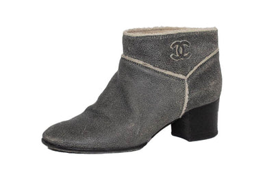 Shearling Ankle Boot