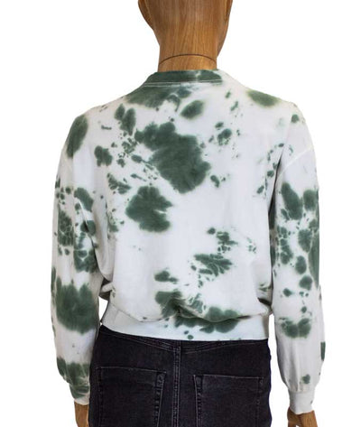 "Tye Dye ""Madison Crew"" Sweatshirt"